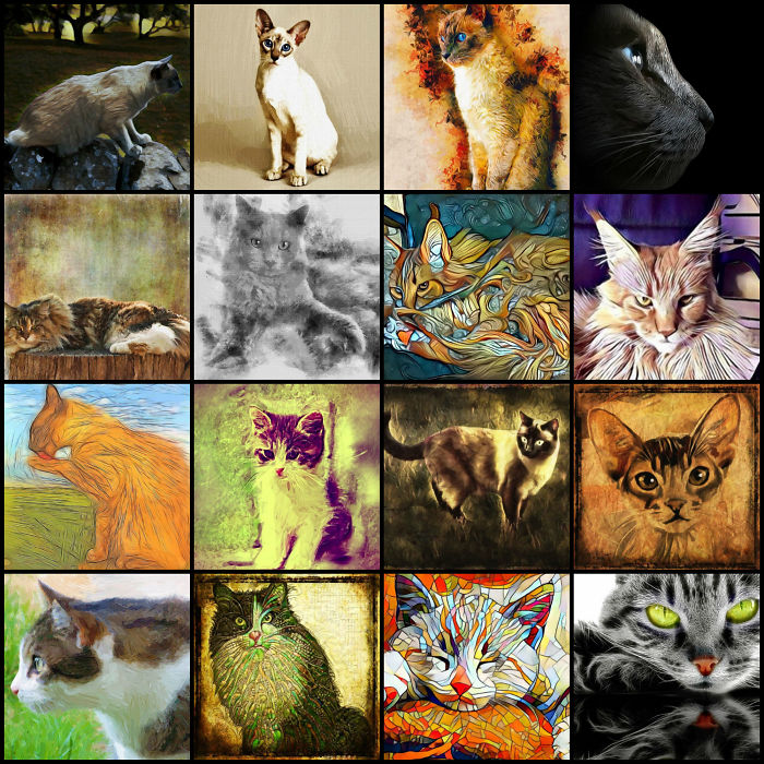 These Fantastic Cat Portraits Are Masterpieces Of Digital Art