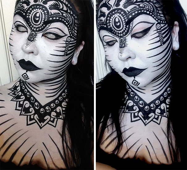 This Body Painter Will Blow Your Mind