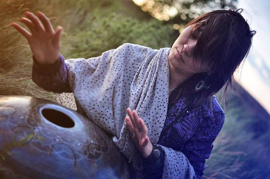 Ohm Store Tibetan Meditation Yoga Singing Bowl Set: Amazon.ca ...