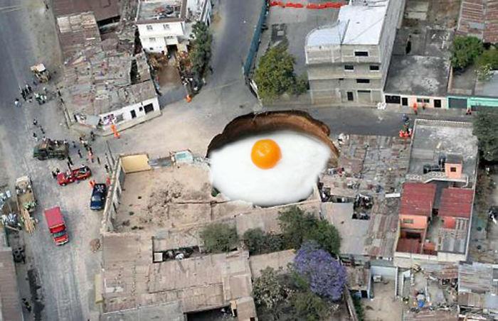 Egg Hole
