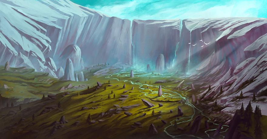Valley Of Legends