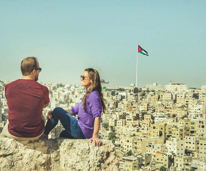 Amman Citadel, Jordan