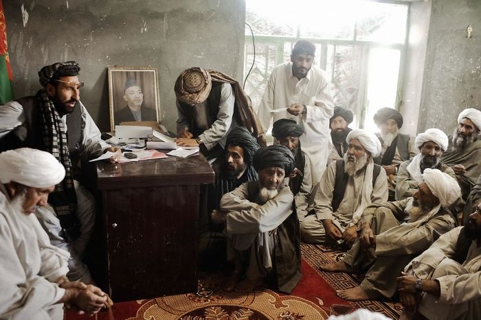 Elders Of Afghanistan