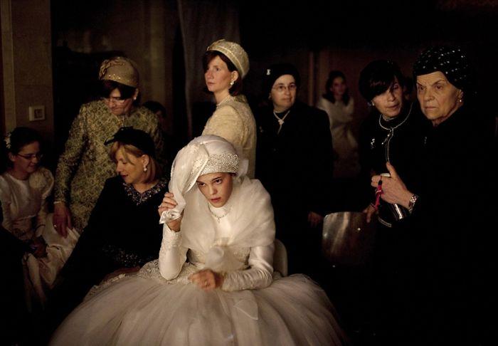 Ultra-orthodox Jewish Wedding