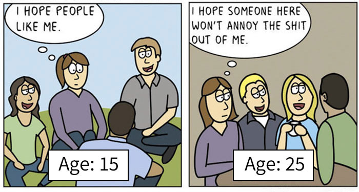 10+ Comics That Sum Up My Life As An Adult
