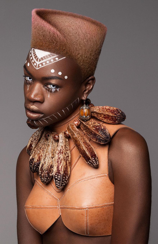 Lisa Farrall 'armour' Hair Collection