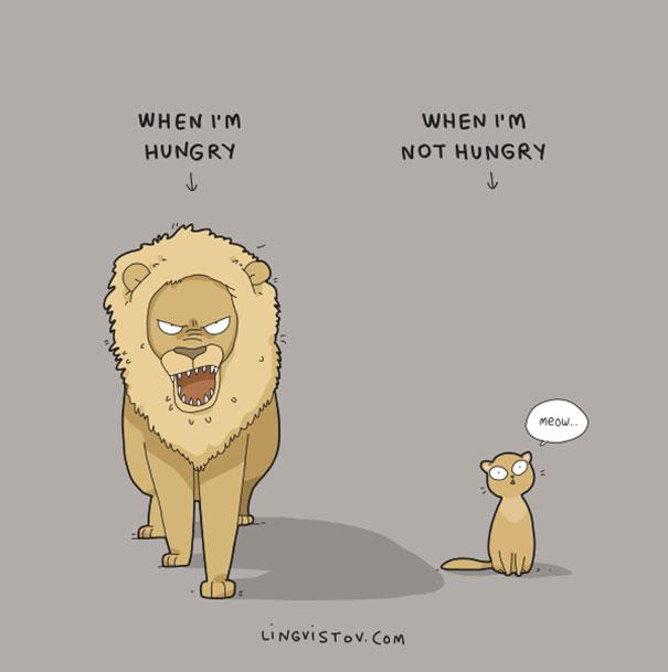 Animal Comic