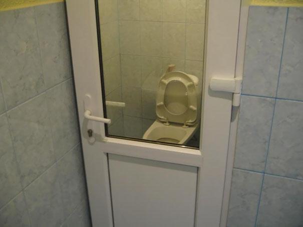 This Toilet Stall
