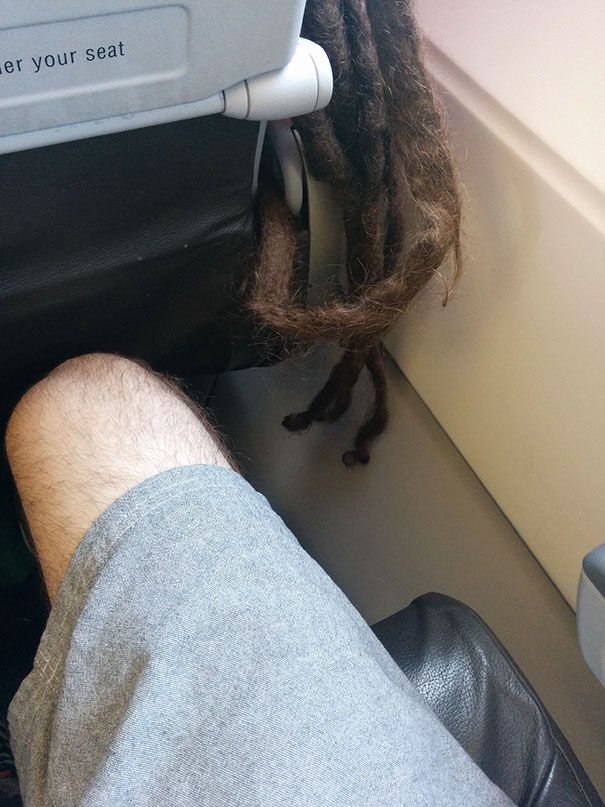 The Most Uncomfortable Flight Of My Life!