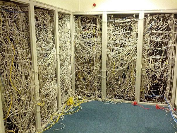 Kabel...oh kabel