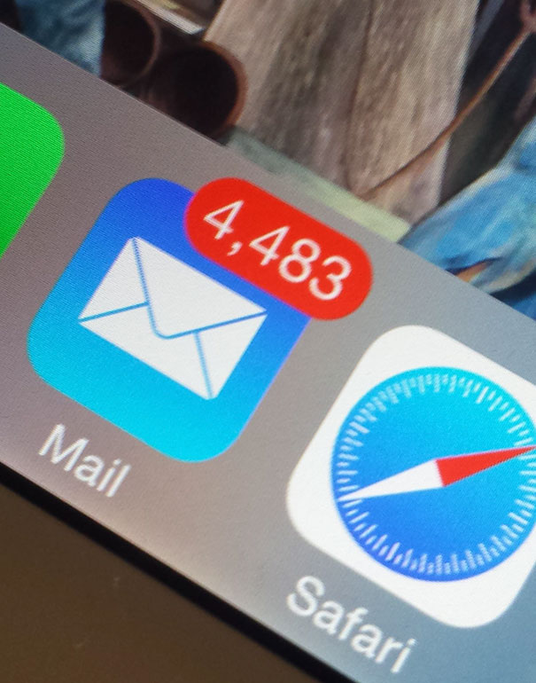 My Friend's Email Notifications