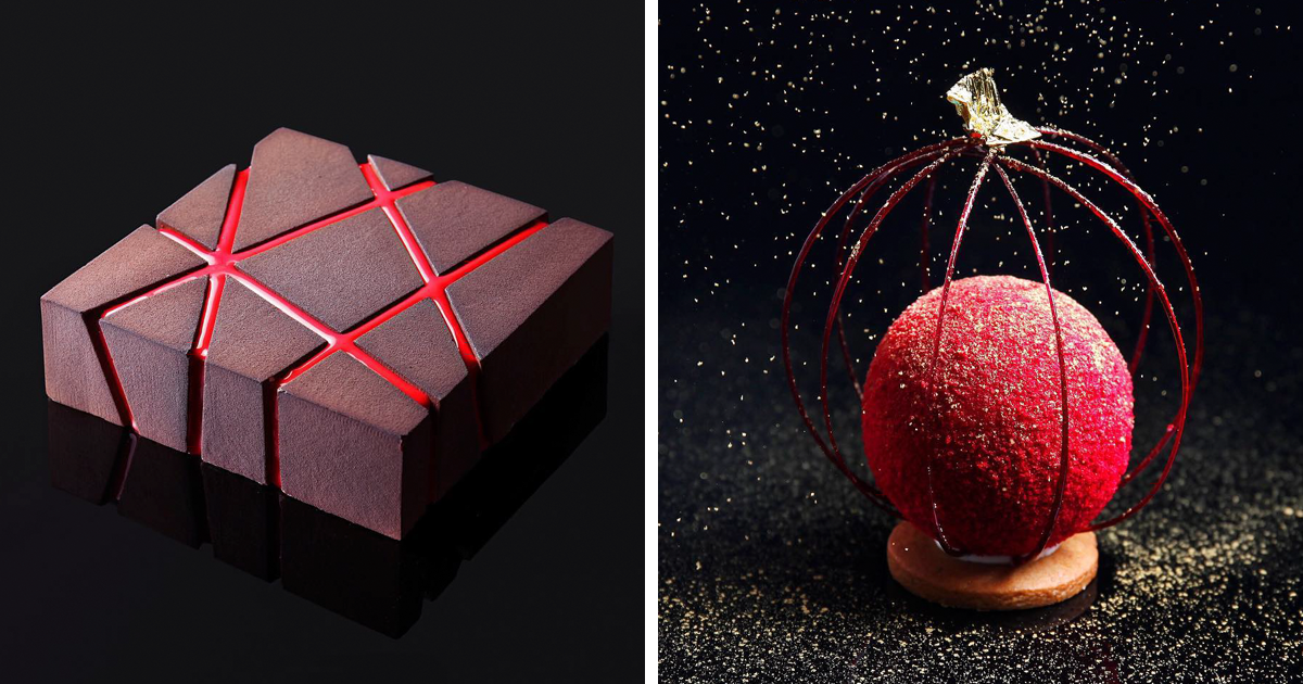 The Most Amazing Desserts Baked By An Architect Bored Panda