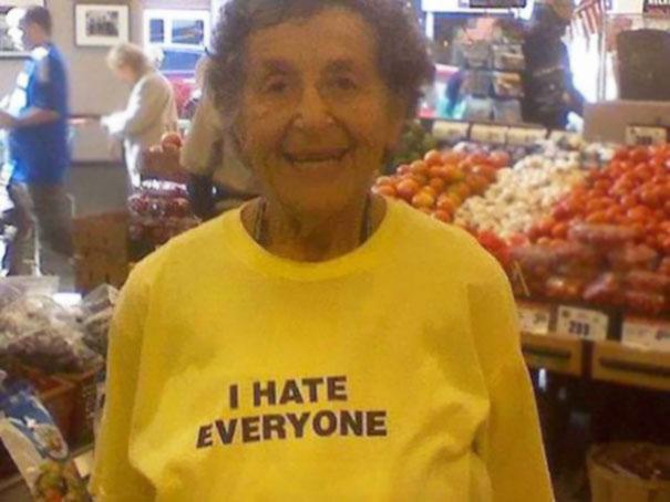 Me Too Grandma, Me Too...