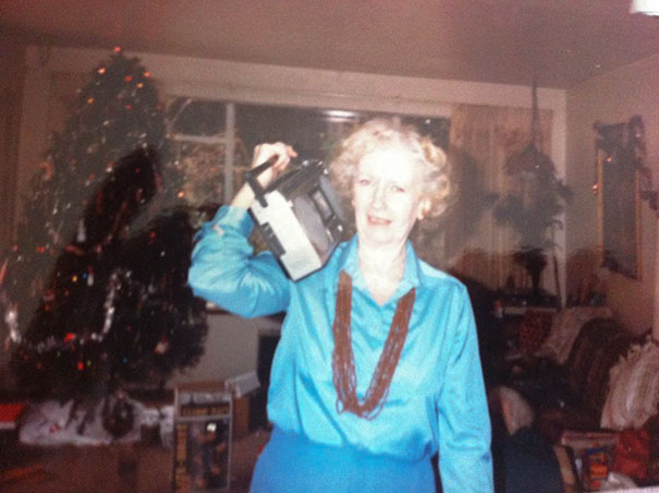 My Grandma, Lookin Fresh