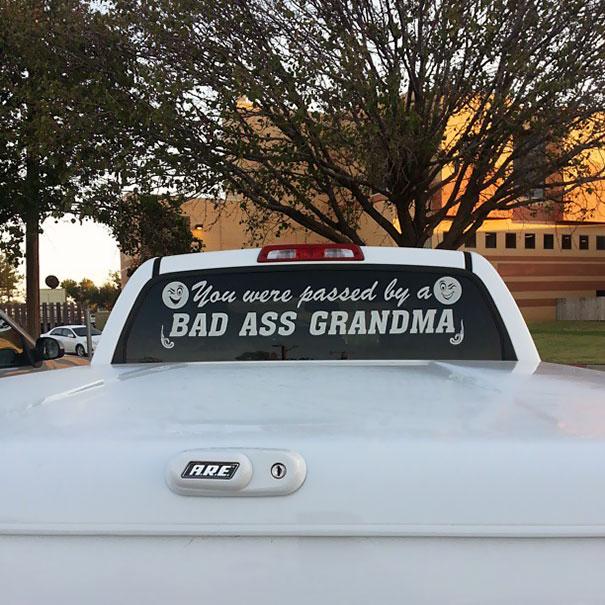 Grandma's Rolling