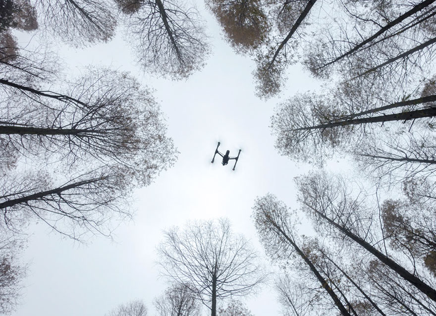 Inspire In Use, Second Prize In Enthusiast Drones In Use Category