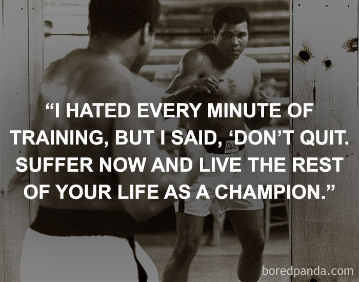 20 Of Muhammad Ali\'s Greatest Quotes To Celebrate His 75th ...