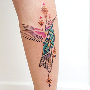 10+ Tattoos Inspired By Amazonian Tribal Art By Brazilian Artist Brian Gomes