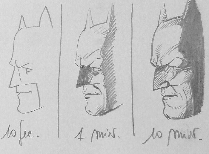 Really Bat-fast! 🎆