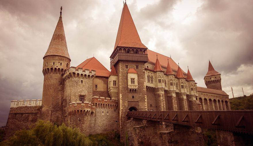 Does It Look Like A Castle From Germany? Maybe. But It's In Romania
