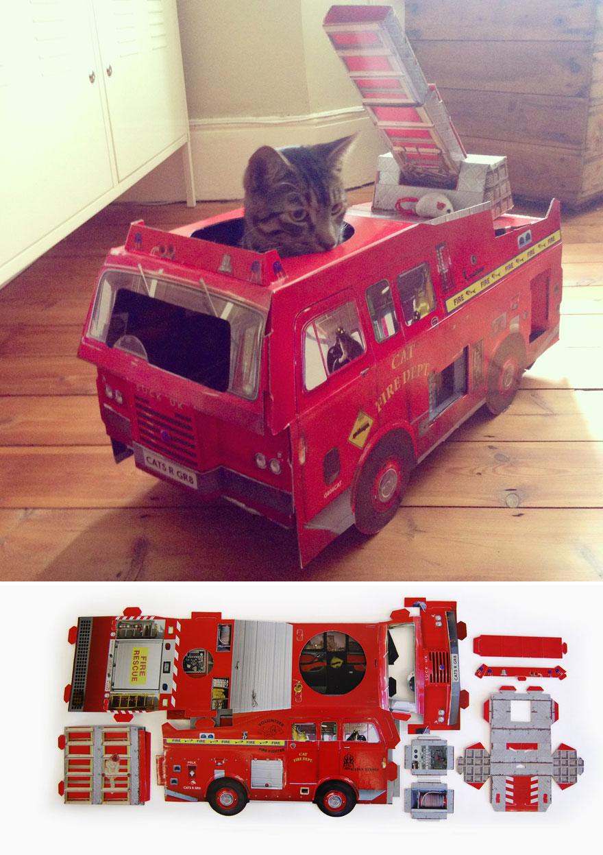 Fire Engine House