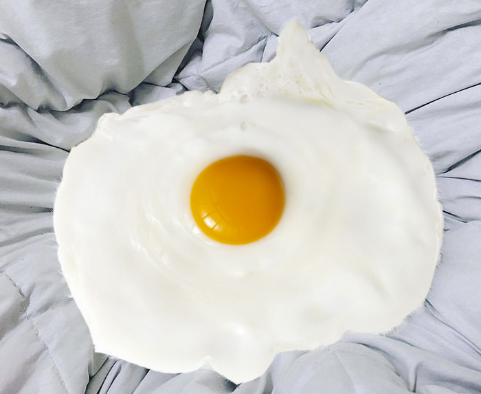 Catseye Fried Egg