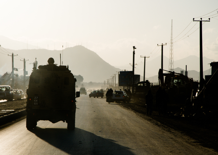 Six Years Ago Today I Had Landed In Afghanistan. I've Been Living There Ever Since