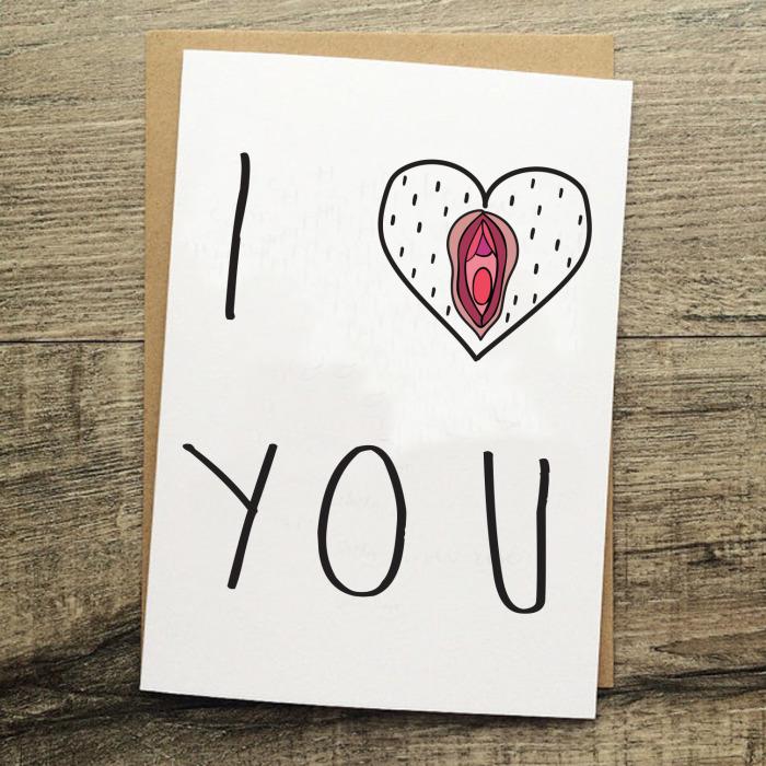 20 Rude Valentines Cards (NSFW)