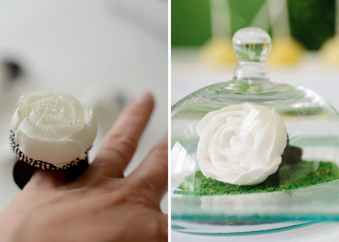 How To Make Flower Cookie Rings