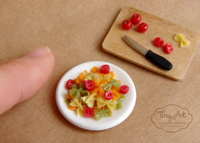 I Really Don't Like To Cook So I Sculpt Miniature Food Instead
