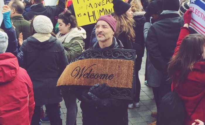 31 Of The Best Signs From Muslim Ban Protests
