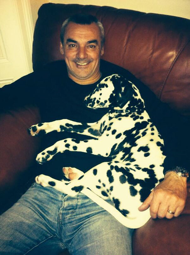 And This Is My Dad... The Man That Didn't Want A Dog