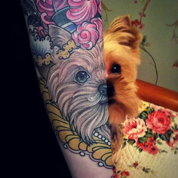 Tattoo Ideas Dog