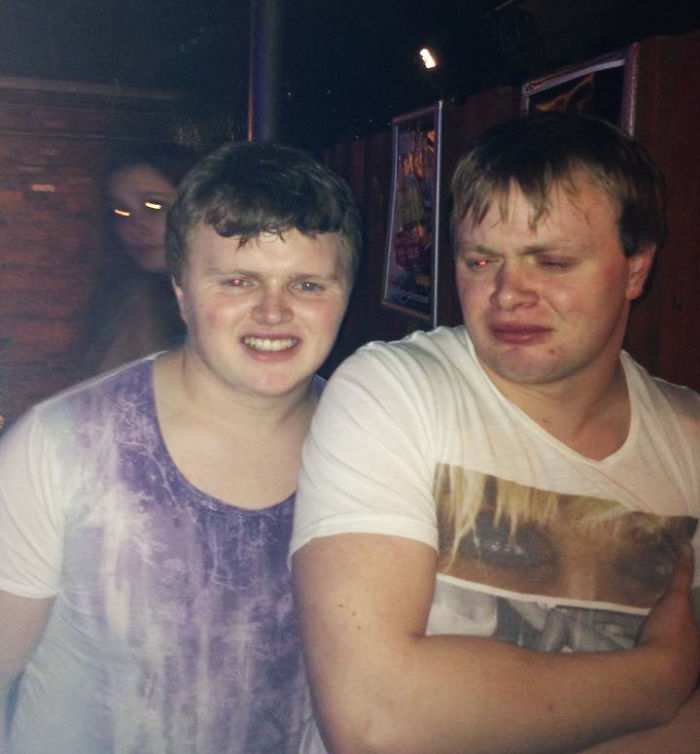 My Friend Met His Doppelganger On A Night Out...