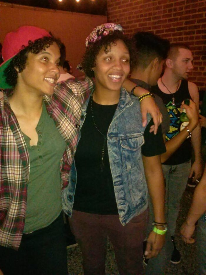 My Friend Found Her Doppelganger At A Party