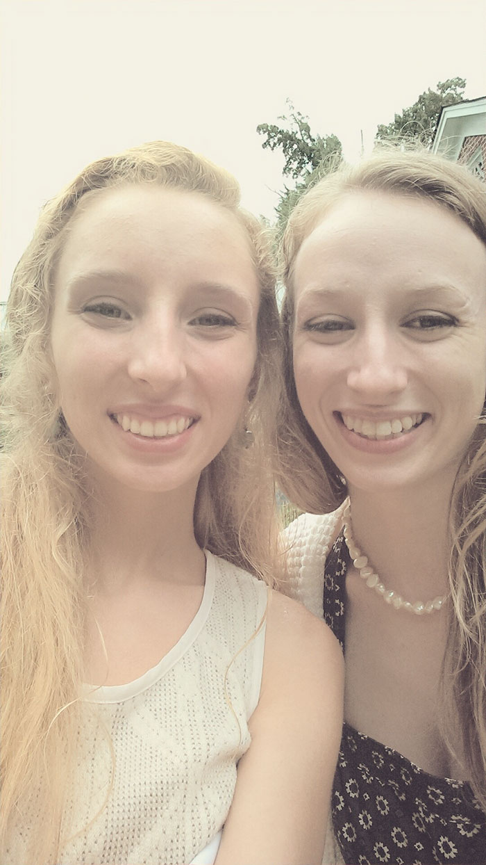 I Ran Into My Doppelganger At My Cousin's Wedding And She's My Cousin's Husband's Sister, No Other Relation