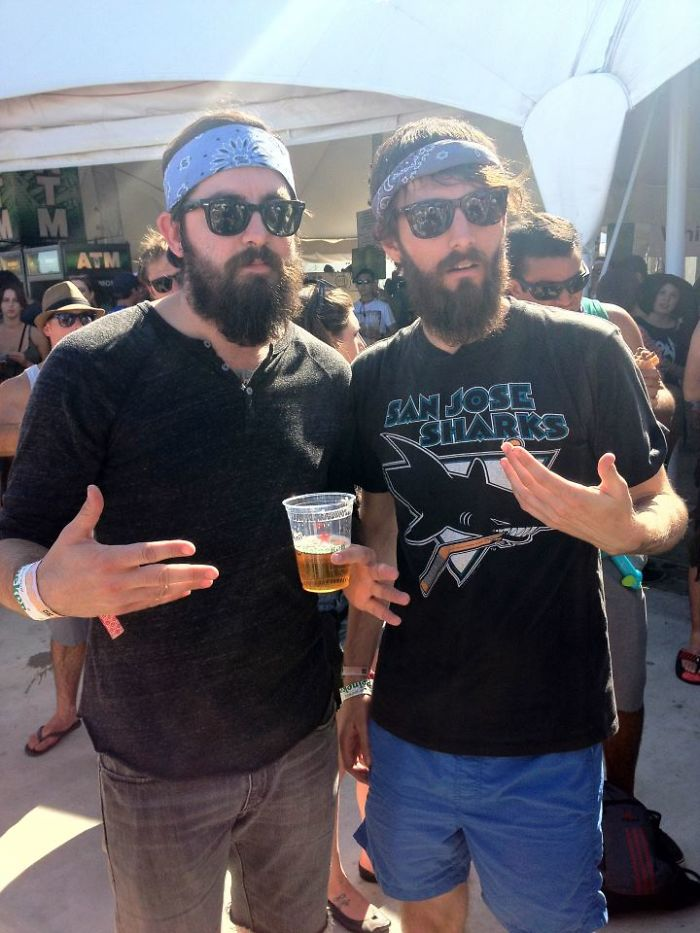 I Think I Found My Beard Doppelgänger