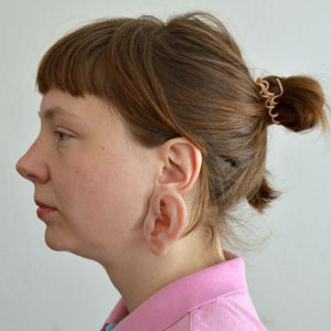 These Earrings Look Like Human Ears, And If You Think They're Creepy - Wait Till You See The Ring
