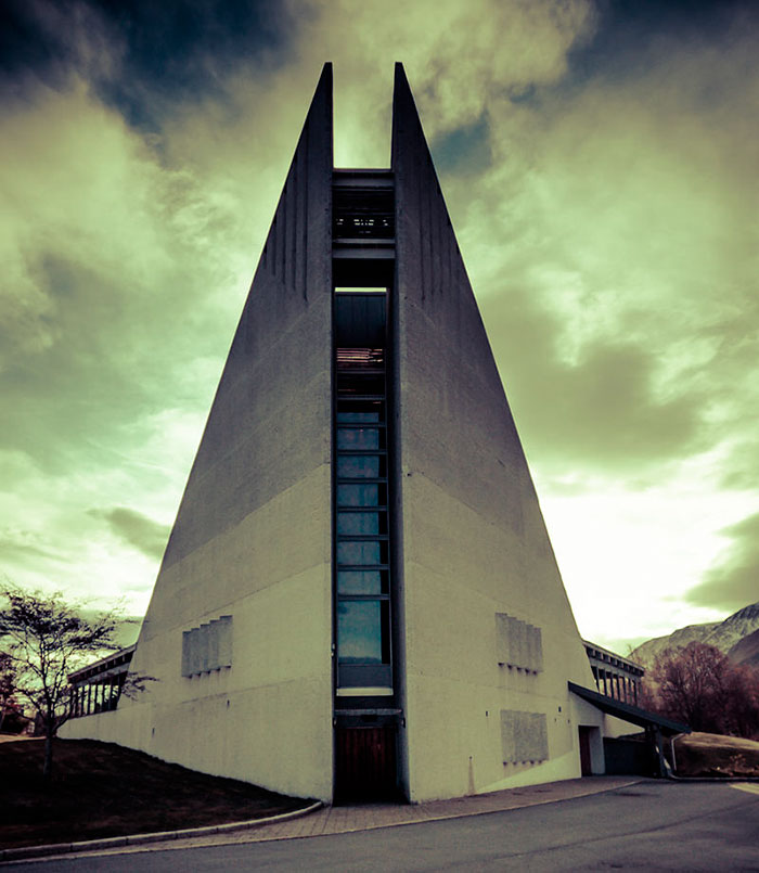 Brattvåg Church, Norway