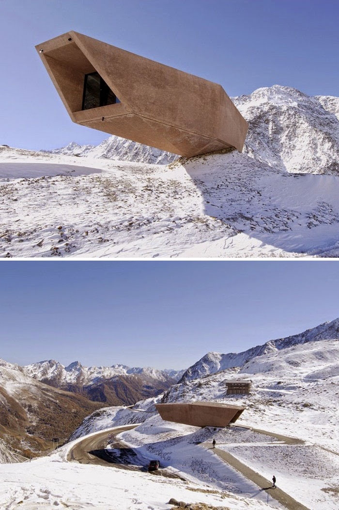 The Timmelsjoch Experience Pass Museum, Brenner Pass, Italy