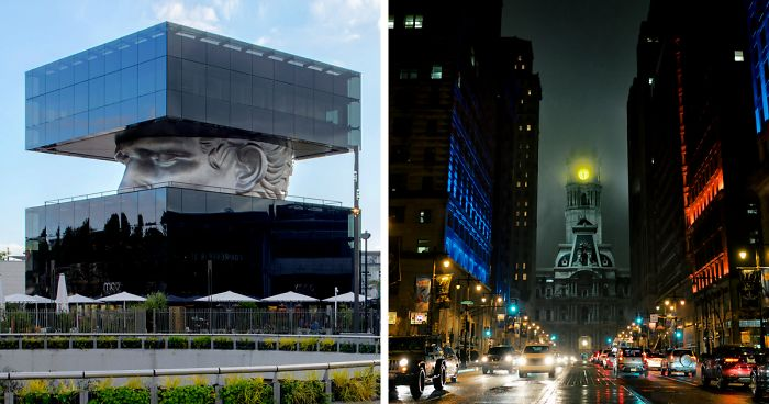 13+ Of The Most Evil-Looking Buildings That Could Easily Be Supervillain Headquarters