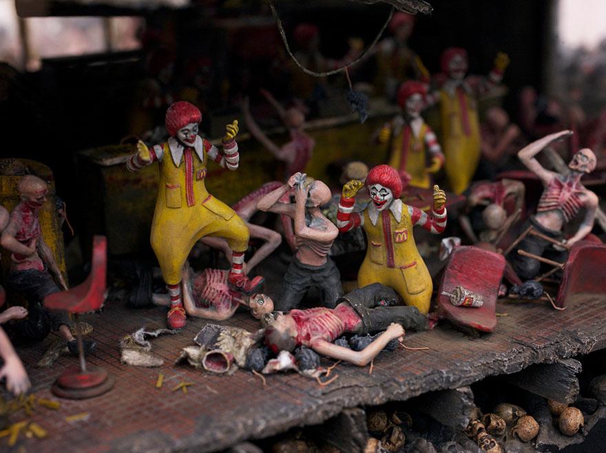 evil-mcdonalds-nazi-hell-Jake-dinos-chapman-10