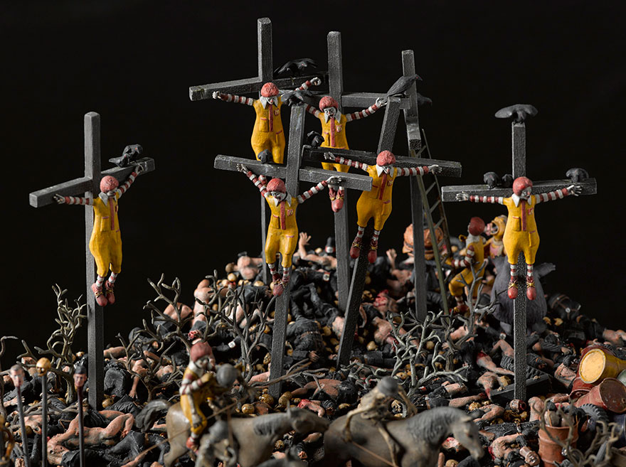 evil-mcdonalds-nazi-hell-Jake-dinos-chapman-15