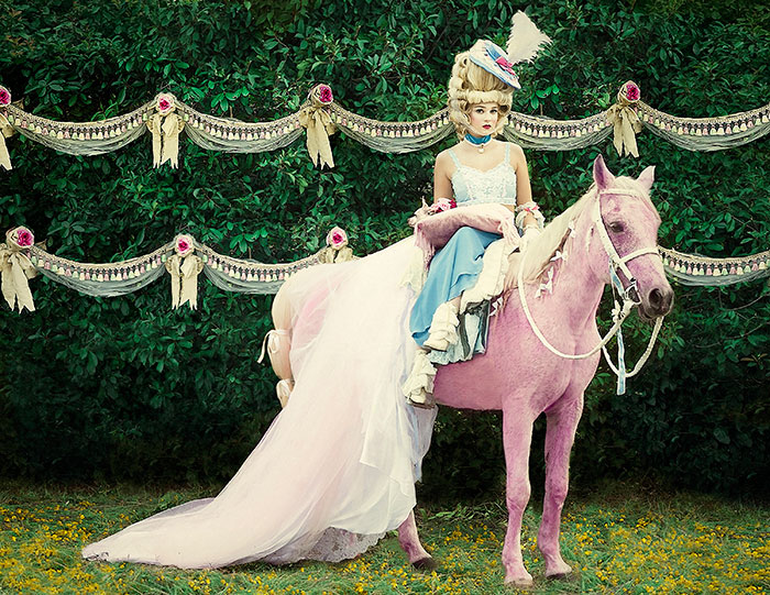 A Low Budget Didn't Stop Us From Creating This 2-Year-Long Marie Antoinette Project All By Hand
