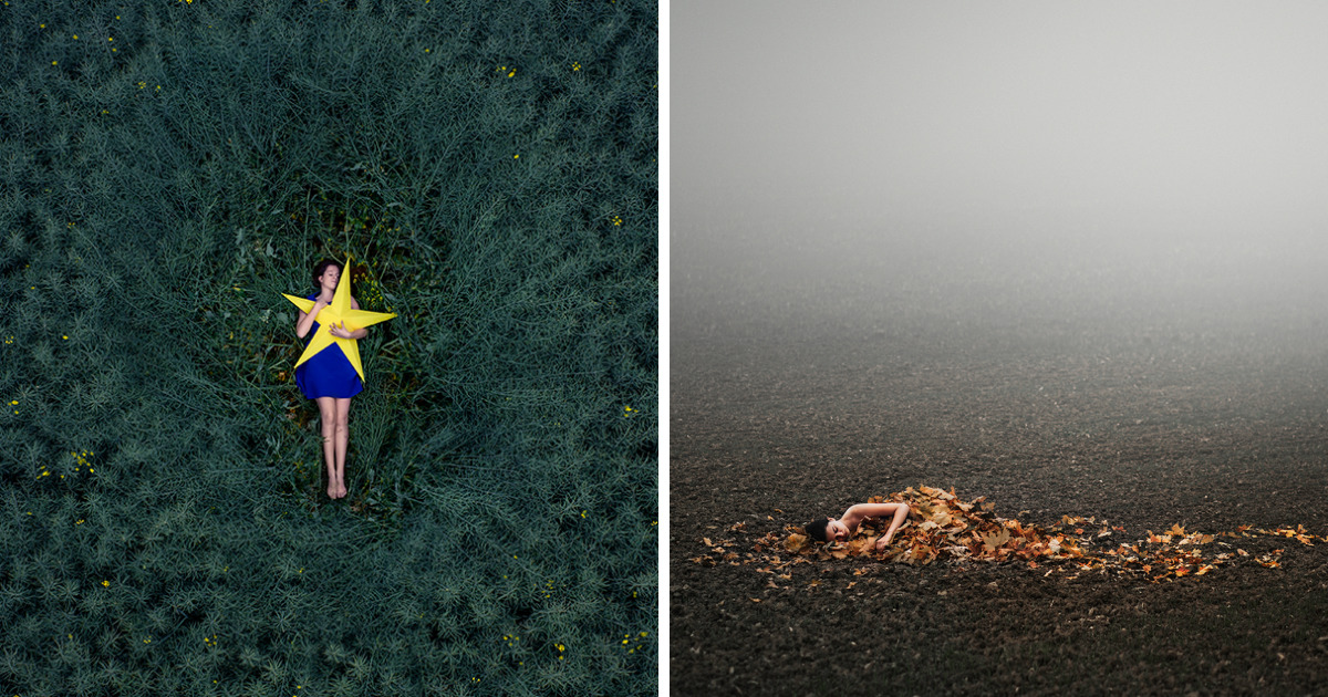 When I Stopped Using Photoshop Manipulation, I Found The Beauty Of Fine Art Photography