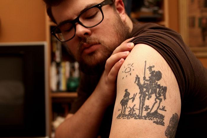 Don Quixote, Pablo Picasso