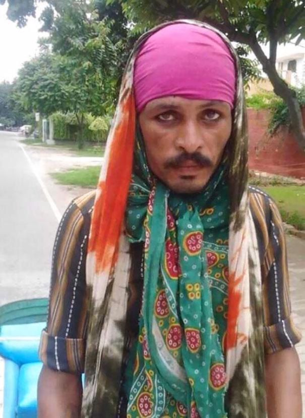 Indian Captain Jack Sparrow