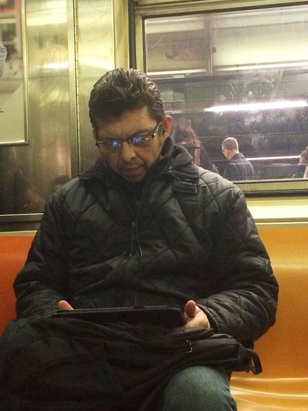 Indian Jeff Goldblum