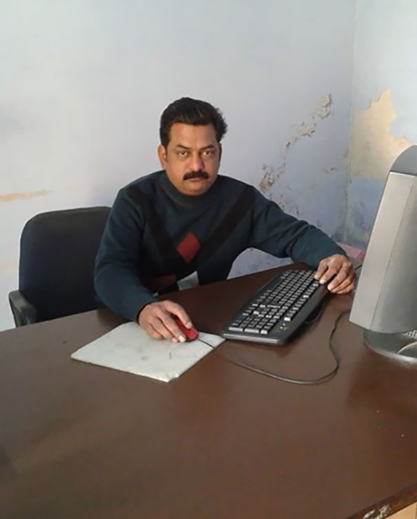 Indian Ron Swanson. Or Should I Say Raj Swanson (Parks and Recreation)