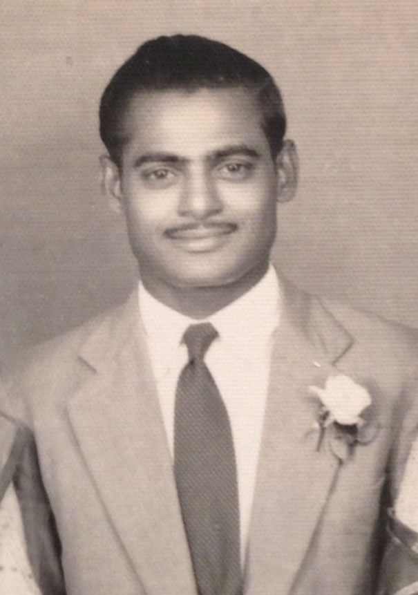 My Handsome Grandpa In The 1950s - The Indian Clark Gable